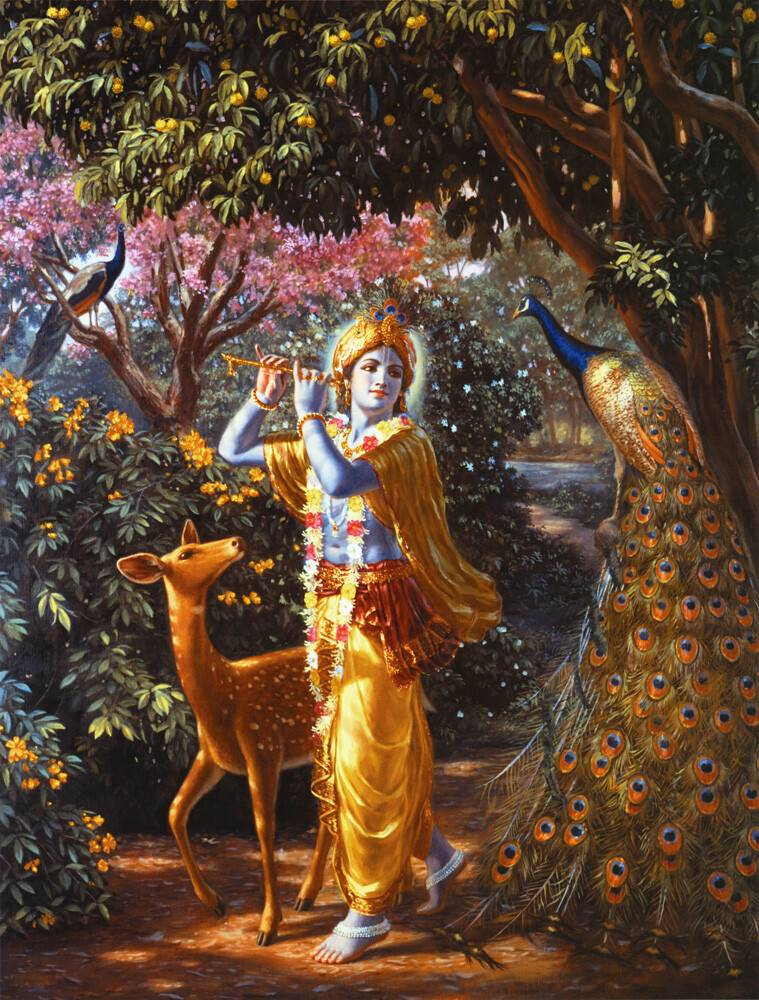Krishna Flute Music Theme Extended Version Mahabharat Mp3