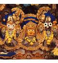 Sri Sri Jagannatha, Baladeva and Subhadra - Vancouver, Canada