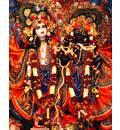 Sri Sri Krsna-Balarama - Vrndavana, India