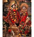 Sri Sri Radha-Gokulananda - Bhaktivedanta Manor - Lechmore Heath, United Kingdom