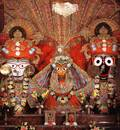 Sri Sri Jagannatha, Baladeva and Subhadra - London, United Kingdom
