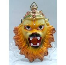 Big 3D Nrsimhadeva with Magnet, Stand and Wall Hanger