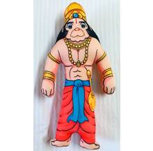 "Childrens Stuffed Toy: Lord Hanuman (Approx. 9"" high))"