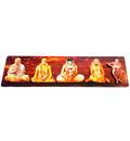 Wooden 3D Guru Parampara Table Stand