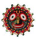 Jagannatha Lapel Pin