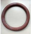 Large Brown Bumper -- for Fiberglass Mridangas