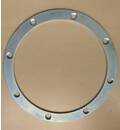 Large Metal Ring -- for Fiberglass Mridangas