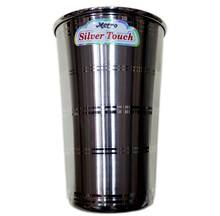 """Set of 2 Water Cups - Stainless Steel - 4\"""""""