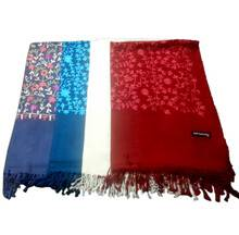 Pashmina Wool Shawl With Embroidery