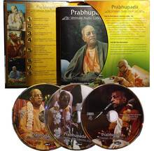Prabhupada Ultimate Audio Collection (8 DVD-ROM Set)