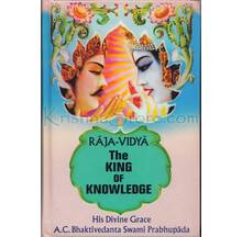 The King Of Knowledge - Raja Vidya - Hard Cover