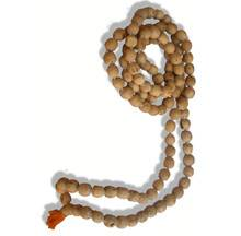 Barrel Shaped Tulsi Japa Beads