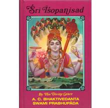 Sri Isopanisad [Hardcover - 1969 Edition]