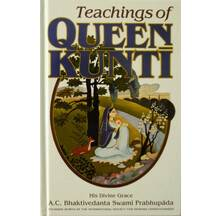 Teachings of Queen Kunti [From 1978 Edition, Hardcover]
