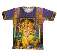 T-Shirt: Radha-Krishna -- All-over print