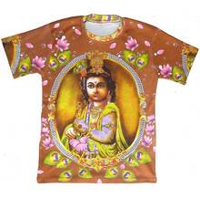 T-Shirt: Ganesh All-Over Print