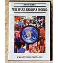 New Hare Krishna World Parts 1 & 2 DVD