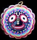 Lord Jagannatha Pendant, New Look