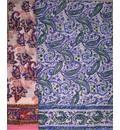 Sari, Jaipur Hand Printed