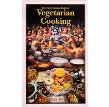 The Hare Krishna Book of Vegetarian Cooking -- Soft Cover