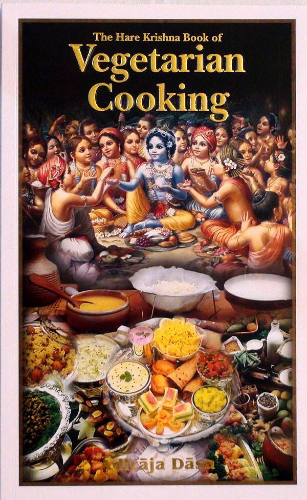 The hare krishna book of vegetarian cooking soft cover forumfinder Choice Image